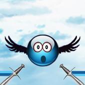 Blue Ball Up Jump Bounce Dash 1.9
