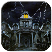 Haunted House Live Wallpaper 8.0