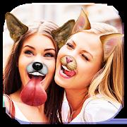 Emoji Animal Face Live Camera 2.0