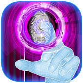 Fingerprint Screen Lock Simulator 2.0
