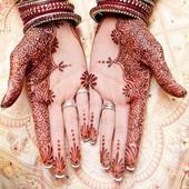 Henna Art Design idea 2.0