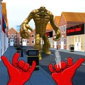 Avenger Spider Battle Alien 2.0