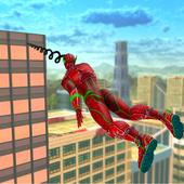 Hero Rangers: Rope Hero 3D 1.0