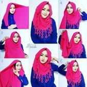 DIY Hijab Tutorials 1.0