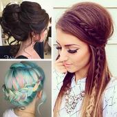 Fashion Hairstyles Ideas & Hairstyles Tutorials 1.0