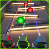 Laser Balls 20181126