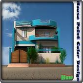 House Paint Color Design New 1.0