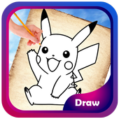 How to draw Poké Pro 2017 1.0