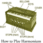 Ammco bus : Harmonium app for android download
