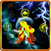 Angry Stickman : Super Galaxy 2.0