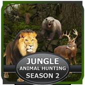 Jungle Animal Hunting 2, 3D 1.0