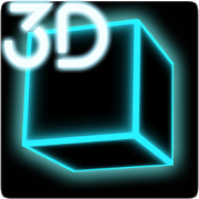 Infinite Cubes Particles 2 3D Live Wallpaper 1.0.3