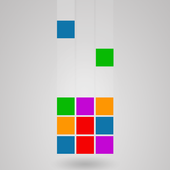 ROTATE COLORED CUBES