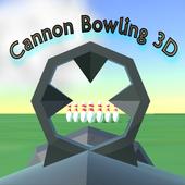 Cannon Bowling 3D: Aim & Shoot 2.2