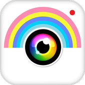 Rainbow-Overlay Sticker, Filter Selfie Camera 🌈 1.3