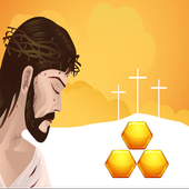 Puzzle Games Jesus On The Cross 1
