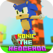 Map Sonic-Parkour for MCPE 1.0