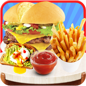 Fast Food Cooking Game 1.0