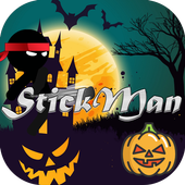 Stickman Halloween Adventur 1.0