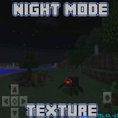 Night Mode Texture MCPE 5.0