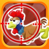 Chicken Hunter Shoot 2.0
