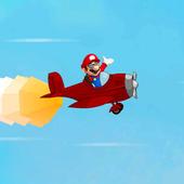Mario Flying Plane World 1