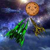 Space Cookies Shooter 2