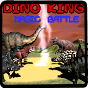 Dino King - Magic Battle