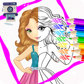 Fashion Coloring Book 1.0.0