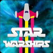 STARWARSHIPS retro shooting game 1.238