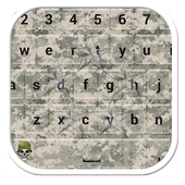 Army Emoji Keyboard Themes 1.1