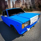 Lada Vaz 2107 Drift Racing 1.0