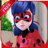 Ladybug Selfie Autocollants 3.0