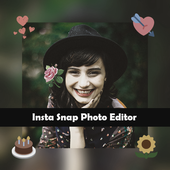 Insta Snap Stickers and Filters Editor for Photo 1.8