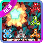 Fidget Spinner: Match 3 1.1