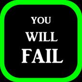 You will Fail
