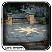 Modern Garden Paving Design 2.1