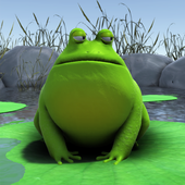 Tod the Talking Toad