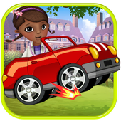 Little Doc Car Racing Adventures Games 1