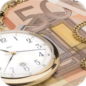 Time is money. Live wallpaper 1.0