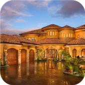 Luxury house. Live Wallpapers 1.0