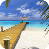 Bahamas beaches LiveWallpapers 1.0