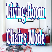 Living Room Chairs Model 1.0