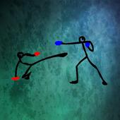 Stickman Street Fighter 1.6