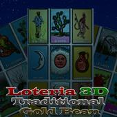 Loteria 3D Traditional Gold 6