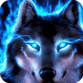 Wolf Eyes Live Wallpaper 1.7