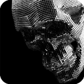 Skull Live Wallpaper 1.03