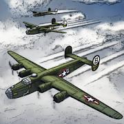 Tap Flight Wings : World War 2 - Fighter Bomber 2.60