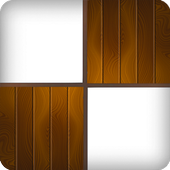 Europe - The Final Countdown - Piano Wooden Tiles 1.0