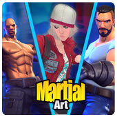 Martial Arts Gang Fighter : IPL Cricket Games 1.5